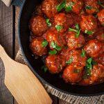 boulettes de boeuf sauce madere