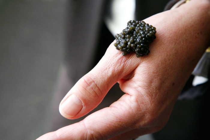 choisir son caviar - Philippe Asset