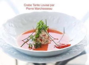 crabe tante Louise
