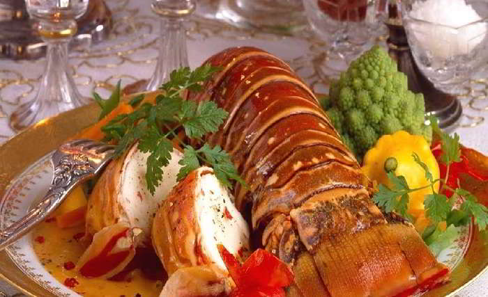 langouste et homard special fêtes