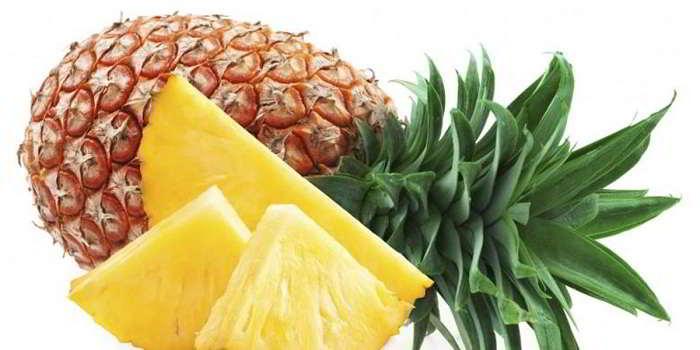 presentation de vos ananas