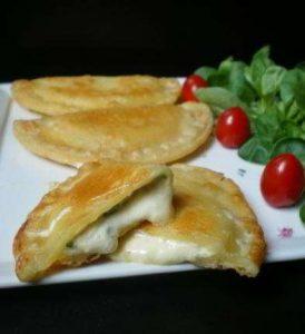 rissoles de Saint-Flour au fromage