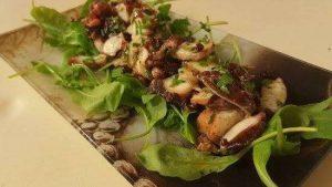 salade de poulpe du Petit Bedon