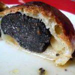 truffe noire en croute