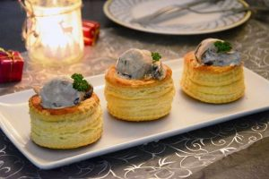 vol au vent sauce financiere