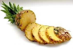 calories dans l'ananas
