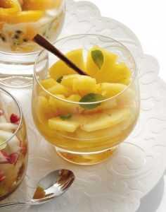 calories dans l ananas au sirop