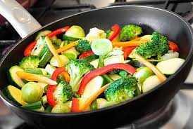 cuisson legumes et reaction de maillard