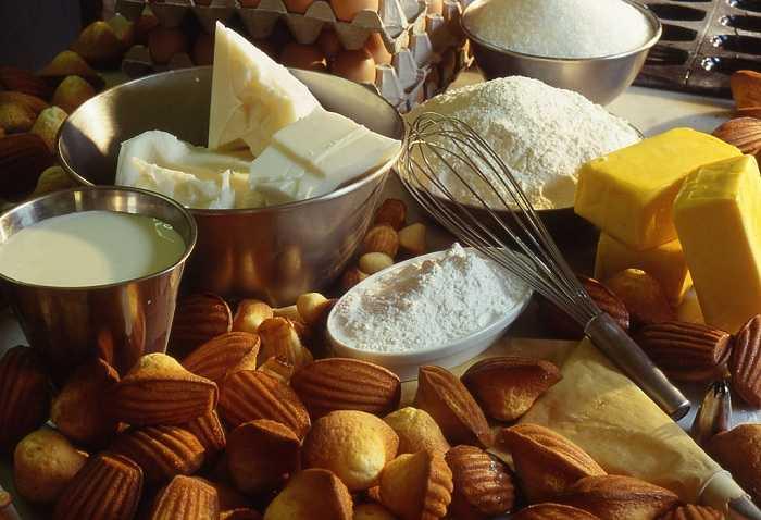 Les madeleines histoire et recettes