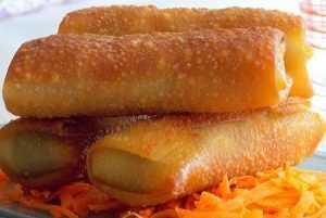 Recette Hot dogs sans pain (feuilles de brick)