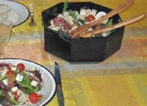 salade auvergnate
