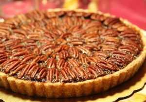 Recette tarte aux noix de pécan comme en Louisiane