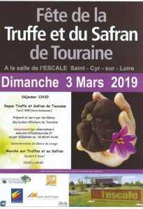 Fête de la truffe en Touraine le 3 mars 2019