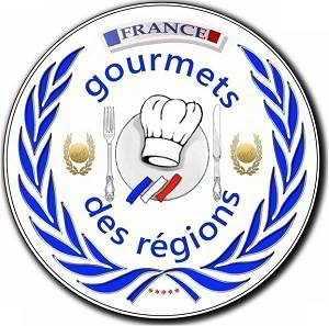 Gourmets des régions le badge
