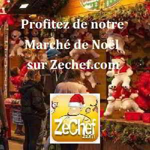 Profitez du -Marché de Noël Zechef