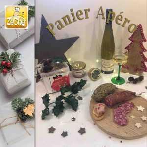 Panier Apéro Spécial Noel sur Zechef