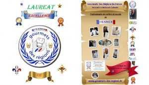 Présentation Association Gourmets des Régions de France