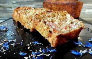 Recette Cake aux olives, lardons et carré frais