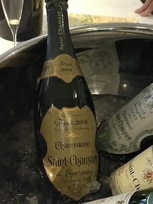 Champagne Saint-Chamant