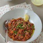 Recette chipiron ou calamar à la tomate du pays basque