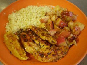 Recette poulet en cocotte facon méridionale