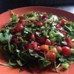 Recette Salade de moules au melon
