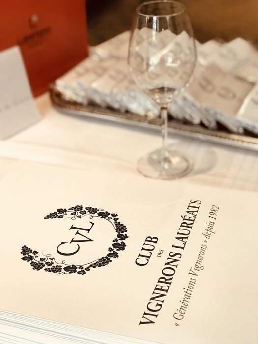 Salon des Vignerons lauréats
