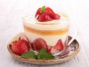 Recette tiramisu aux fraises sans oeuf