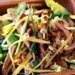 Recette Aiguillettes de canard menthe et citron