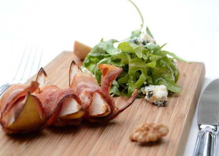 Calories dans le bacon