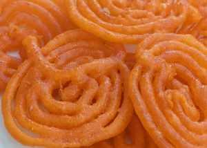 Combien de calories dans la zlabia ou jalebi