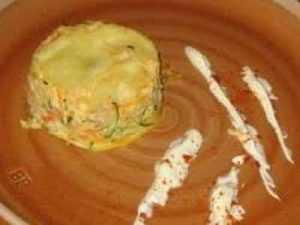 Recette Petits flans de légumes au maroilles