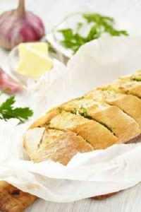 Recette pain à l'ail et aux fines herbes