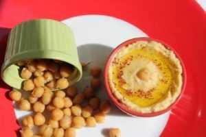 Recette Caviar de pois chiches - houmos