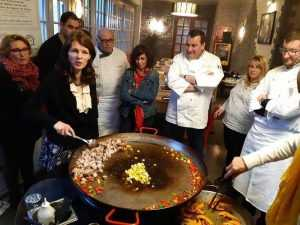 Rencontre d'Avril 2019 au restaurant El Tio à Orléans