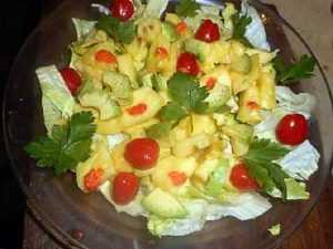 Recette salade Victoria