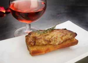 Recette Gaspacho au foie gras frais