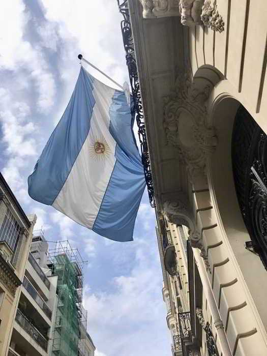 Journée mondiale du vin de Malbec à l'Ambassade de la République d'Argentine
