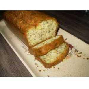 Recette Cake aux coquillettes et au fromage