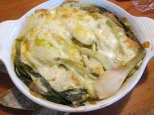 Recette Gratin de légumes au fromage à raclette