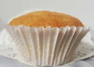Recette Muffins citron gingembre confit
