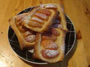 Recette Jalousie aux abricots