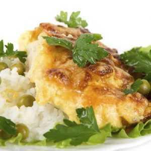 Recette Salade de poulet à l'estragon