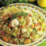 Recette Taboulé aux fruits de mer