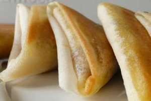 Recette Samossas aux sardines et carré frais