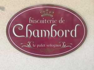 Biscuiterie de Chambord