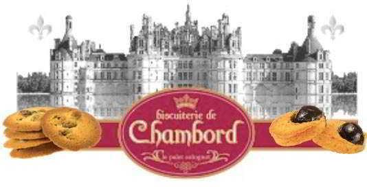 Biscuiterie de Chambord en Centre Val de Loire