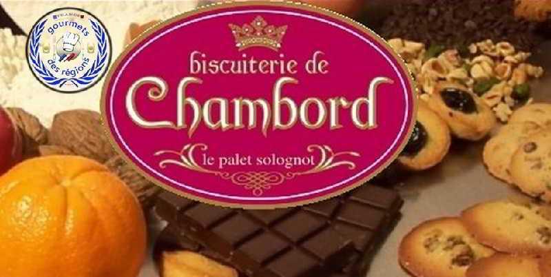 Biscuiterie de Chambord membre de Gourmets des régions de France