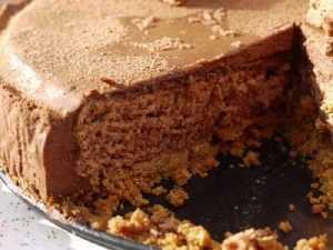 Recette Gâteau au chocolat et spéculoos