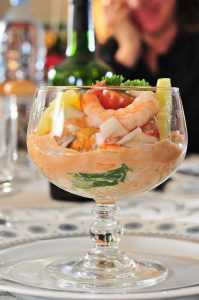 Recette Cocktail de fruits de mer